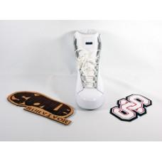 Adidas SLVR High Top Lace