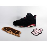 Air Jordan 6 'Black Varsity Red'