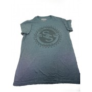 Sole Survivor LLC Badge Tee (Denim)